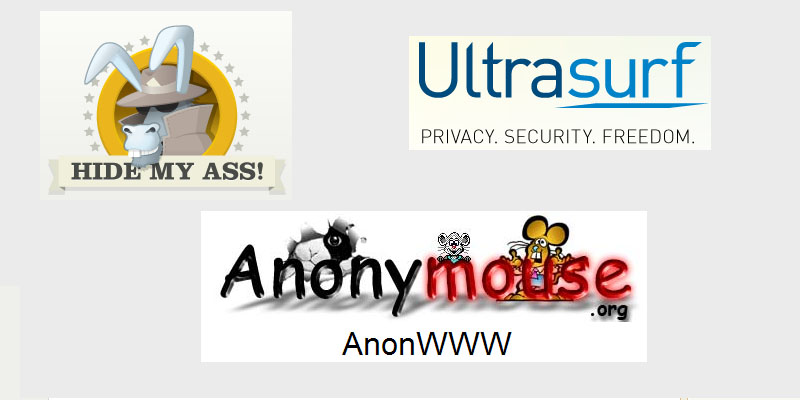 Anonymous Internet Browsing