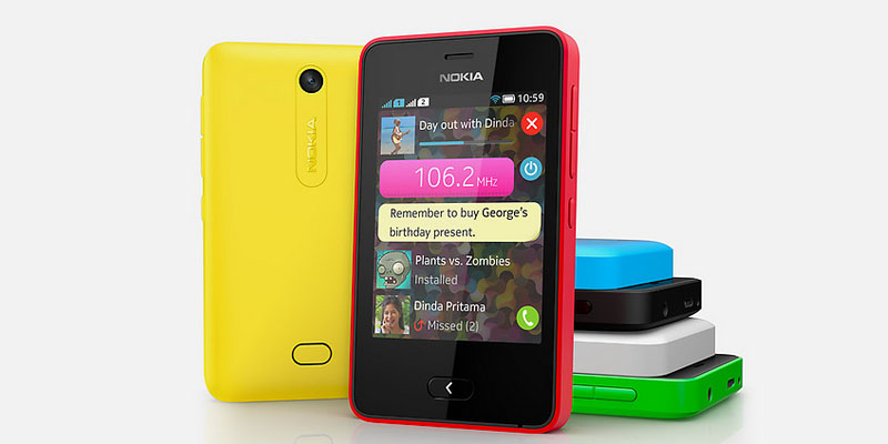 Nokia 501 is about to hit store in just INR 5,199/-