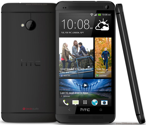HTC One top mobile phone model from HTC