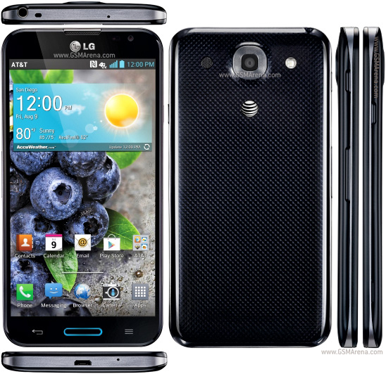 LG Optimus G Pro top mobile phone model from LG