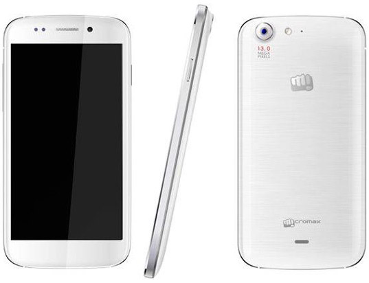 Micromax canvas s4 from Micromax