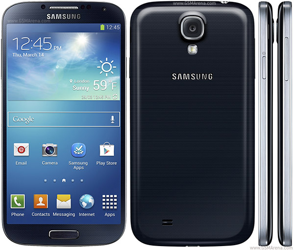 Samsung galaxy s4 top mobile phone model from Samsung
