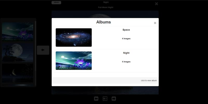 Albumize: to create to turn your images in beautiful album