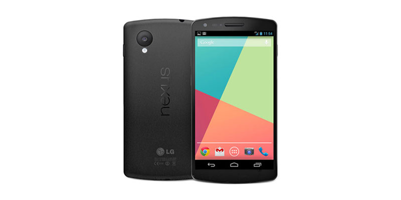 Google Nexus 5 is all set to launch on 18th October