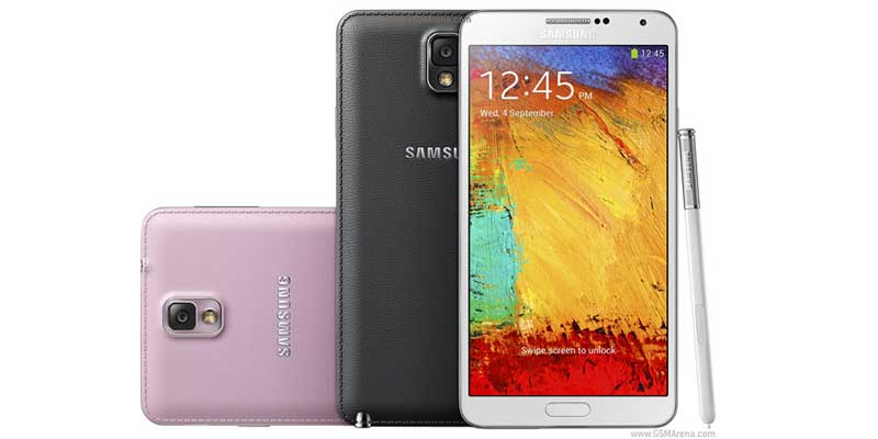 Samsung Note 3 is launched