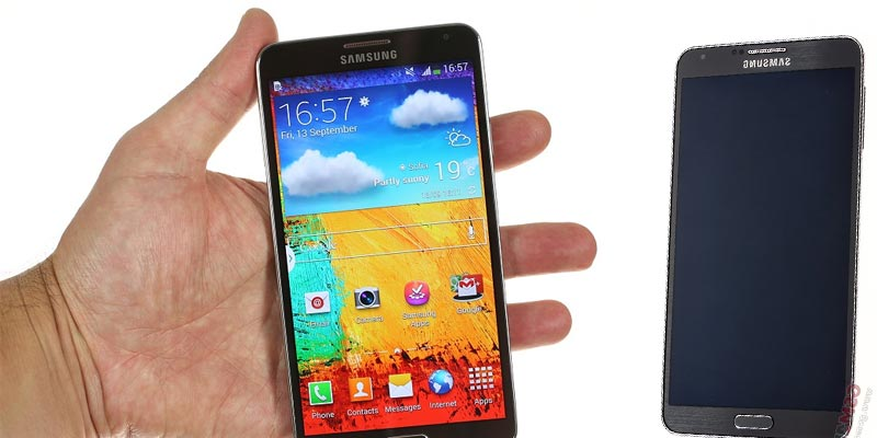 Advanced features in Samsung galaxy note 3