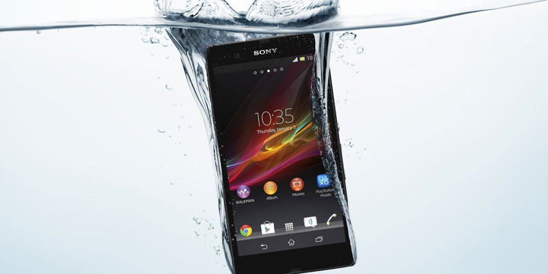 Sony Xpera Z best selling phone from Sony
