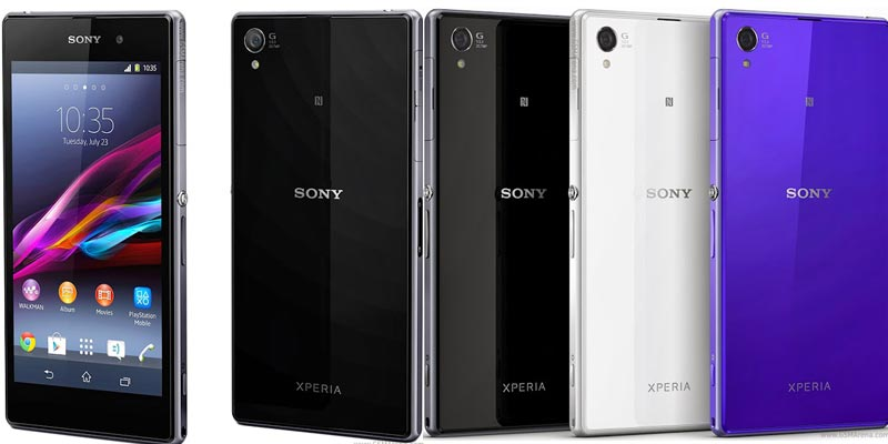 Sony Xperia Z1 new flagship mobile smartphone model from Sony launched