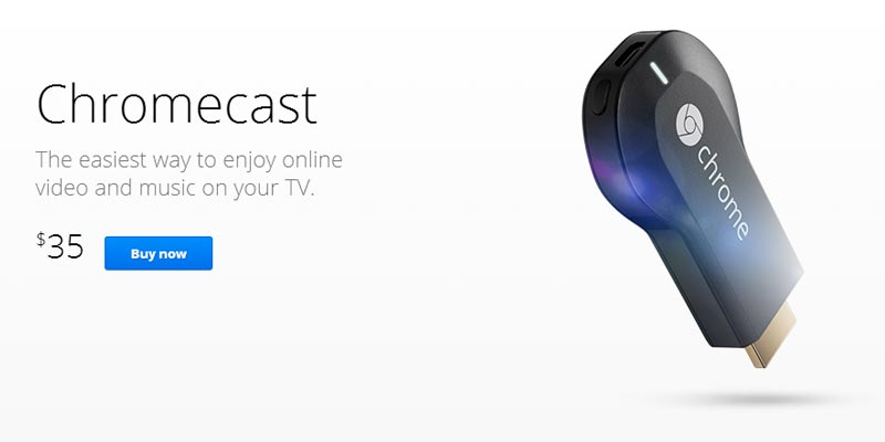 What is Google Chromecast? How does it works?