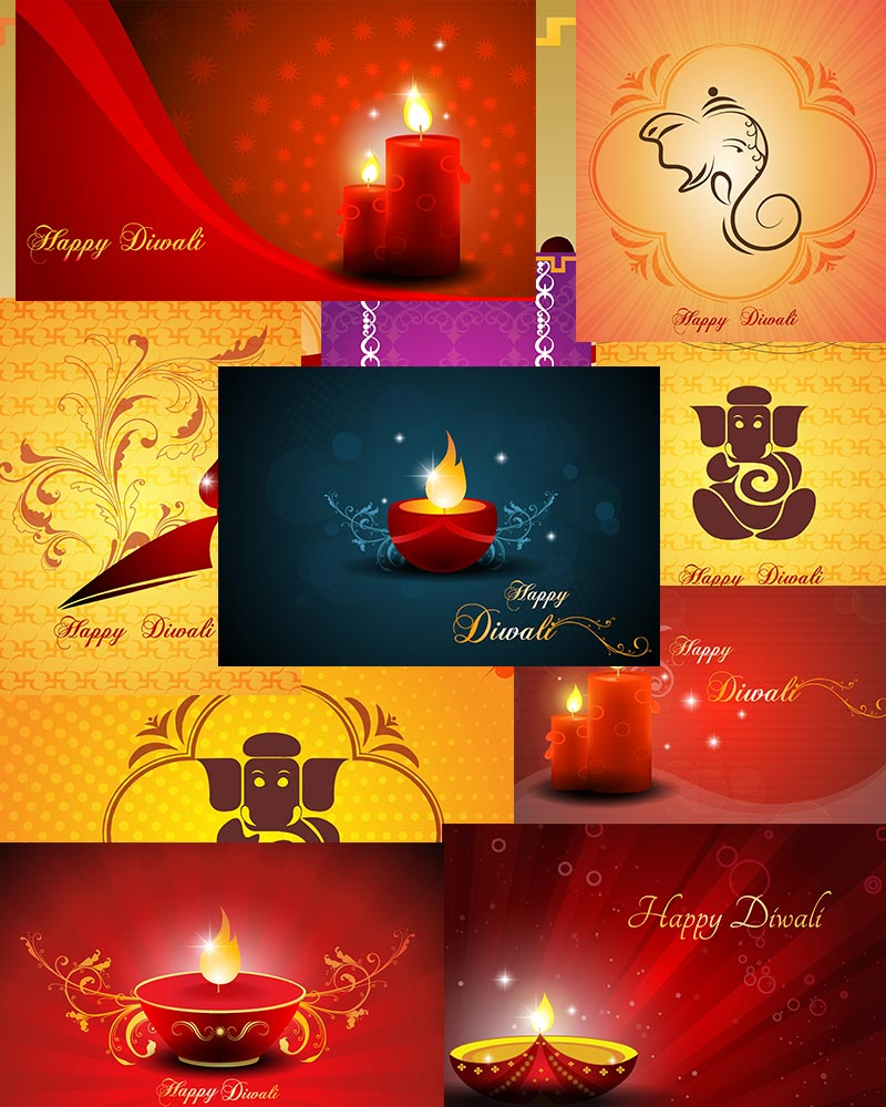 Happy Diwali Graphics and Wallpapers