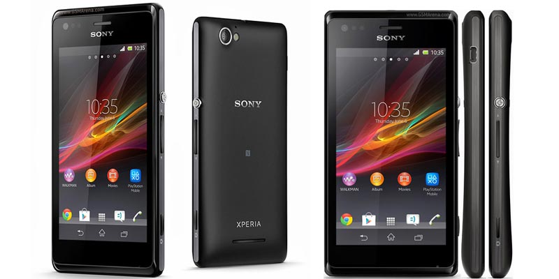 Sony Xperia M Dual gives you infinite reasons to like it