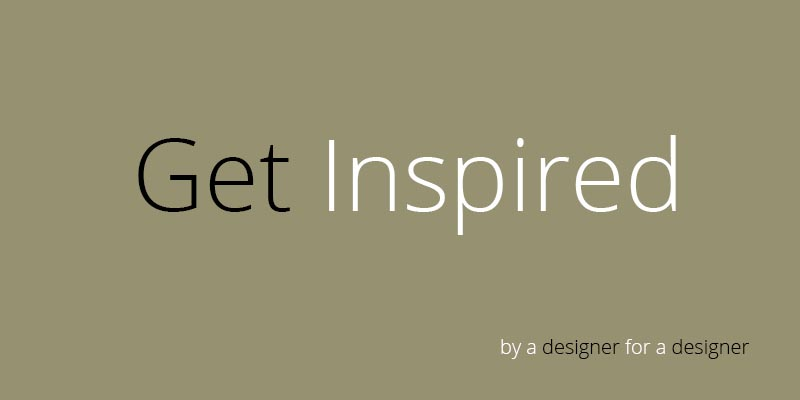 A must have list of websites for latest Web Design Resource and Inspiration