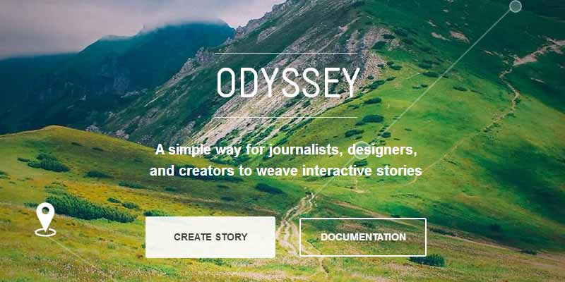 Create interactive stories for creative people