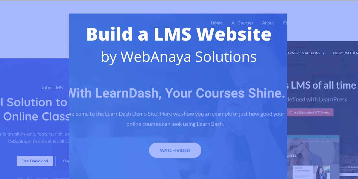 Leading WordPress LMS Plugins